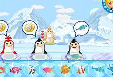 Игра Кулинарный клуб пингвинов
