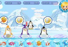 Игра Клуб Еды Пингвинов