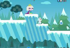 Игра Снежная королева: спасти принцессу