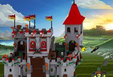 Игра Игра Лего: Королевство - Осада замка