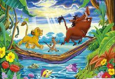 Игра Игра Король Лев и его друзья