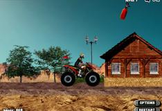 Игра Разрушитель на квадроцикле