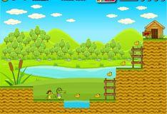 Игра Игра Крокодильчик Свомпи:Утиная охота