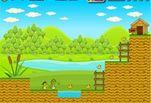 Игра Крокодильчик Свомпи Утиная охота