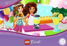 Игра Лего Френдс: Приготовь Сок