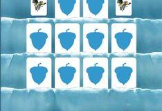 Игра Игра Ледник Период: Запомни Карточки
