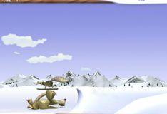 Игра Ледниковый Период: Прыжок