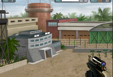 Игра Стрелок на поле боя 2