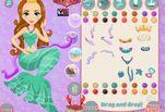 играйте в Игра Создание куклы русалки