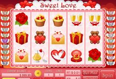 Игра Игра Игровые автоматы Сладкая любовь