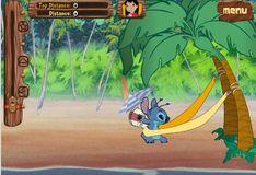 Игра Игра Лило и Стич: Тур по островам