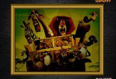 Игра Игра Мадагаскар: Мания пазлов