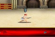 Битва на арене Колизея
