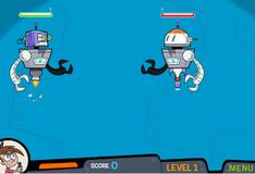 Игра Война роботов из будущего