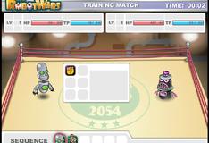 Война мини роботов
