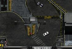 Игра Уличная гонка