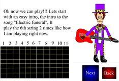 Игра Учебник по гитаре для начинающих