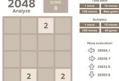 Игра Игра в 2048