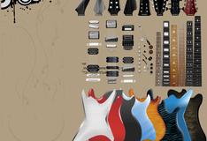 Игра Создай гитару своей мечты