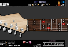 Игра Настрой гитару