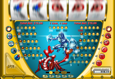 Игра Бойцовый игровой автомат