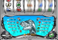 Игра Игровой автомат Парк Юрского Периода