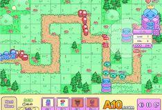 Игра Пикси - защита башенки