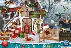 Игра Волшебство снежного города