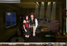 Игра Влюбленные пираты