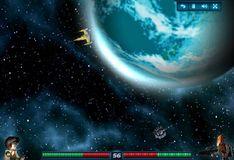 Игра Игра Звездные войны - Сражение истребителей