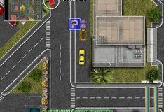 Игра Водитель такси в Майами