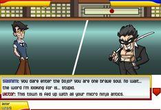 Игра РПГ ниндзя против мафии