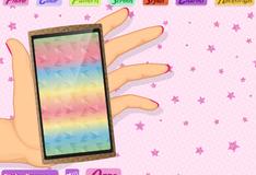 Игра Украшение мобильного телефона