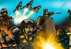 Игра Герои ударного отряда 1