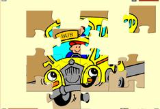 Игра Школьный автобус