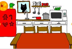 Игра Рождественский кот