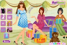 Игра Наряд для беременной