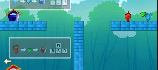 Игра Огонь и Вода: Поход домой