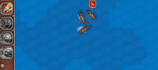 Игра Пираты - морской бой