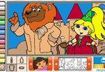 Играть бесплатно в Игра Щенячий Патруль Раскраски