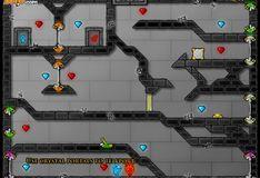 Игра Игра Огонь и Вода: В Хрустальном Храме