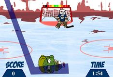 Игра Игра Хокей головой зомби