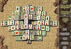 Игра Игра Город Маджонга