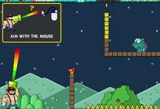 Игра Игра Супер базука Марио 3