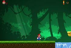 Игра Игра Марио: Проблемы в джунглях