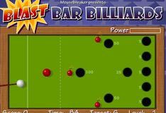 Игра Игра Взрывной бильярд в баре