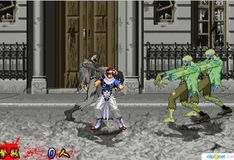 Игра Игра Драки на двоих: Японские драки