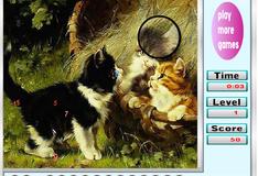 Игра Озорные котята