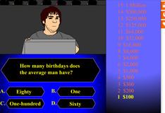 Игра Кто хочет стать миллинером