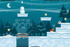 Игра Зимнее приключение